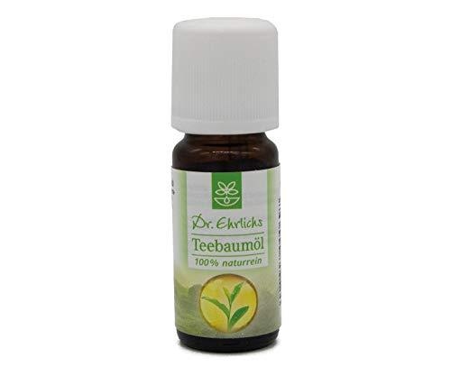 Teebaumöl - der Alleskönner - für die Aromatherapie, Körperpflege und für den Haushalt geeignet!