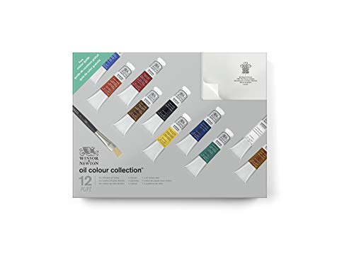 Winsor & Newton Winton Set Regalo óleo, Multicolor 24