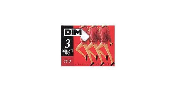 Dim - Collants T5 fins trio rouge couleur sarrasin - 3 pièces  Amazon.fr   Beauté et Parfum 7dd33c71995