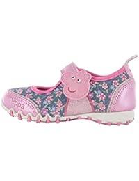 Peppa Pig Tropics Pink Fashion Trainers Various Sizes