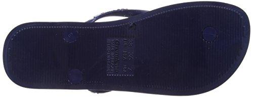 IpanemaLovely V FEM - Infradito Donna Blu (Blau (blue 8040))