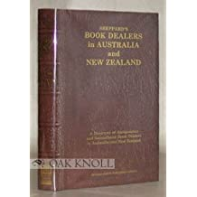 Sheppard's Book Dealers in Australia and New Zealand: A Guide to Second Hand and Antiquarian Book Dealers