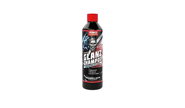 Pingi Glanzshampoo Autoshampoo Streifenfreier Shampoo Auto Gegen Insektenreste Auto