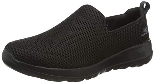 Skechers Go Walk Joy, Women's Slip On Trainers, Black, 6 UK 39 EU