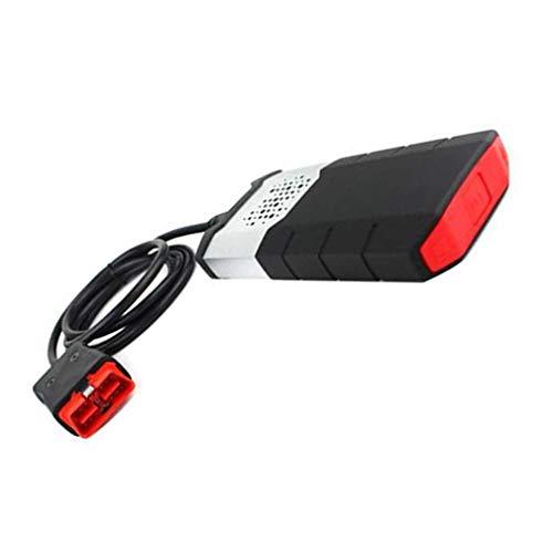 Preisvergleich Produktbild VCI OBD2 Diagnosewerkzeug Doppel Grün Boards Scanvorrichtung für Auto