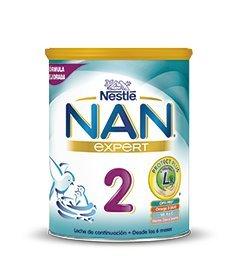 Nestlé Nan Expert2 Lait en poudre 2ème âge 800g