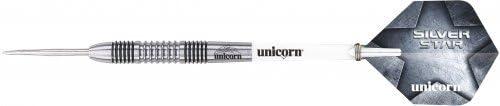 Unicorn argento argento argento Star Michael Smith Steel Dart tipo  28 Gr. B075MRS365 Parent | Il Nuovo Prodotto  | A Prezzo Ridotto  | Servizio durevole  | Elegante E Robusto Pacchetto  | Diversi stili e stili  | Qualità e quantità garantite  535dcb