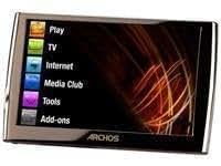 "Archos - 5 WiFi - Baladeur multimédia mpeg4 - Ecran tactile 5"" - USB 2.0 - 120 Go - gold"