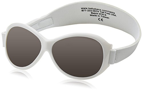 BanZ UV Protection Sunglasses (Baby White)
