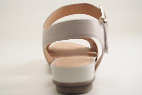 Karston ,  Scarpe col tacco donna gesso