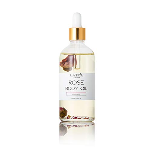Laila Londres Rose Otto cuerpo aceite Marula & Real