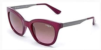 Vogue VO2793S, Occhiali da Sole Unisex-Adulto, Rot (Red 203314), Taglia unica