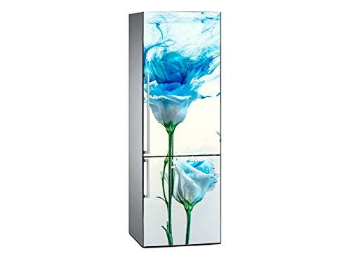 Oedim Pegatinas Vinilo Frigorífico Rosa Azul desteñida