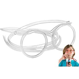 Exciting Lives Drinking Glasses Straw
