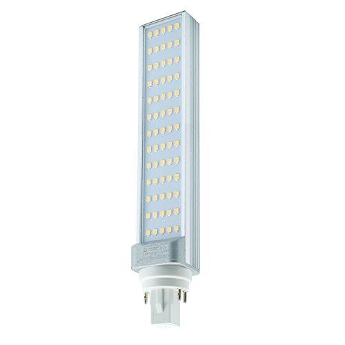 12w G24 LED Leuchtmittel Lampe mit G24-Q Fassung 12 Watt 230V Neutralweiß Tageslicht - G24q 1 Leuchtmittel