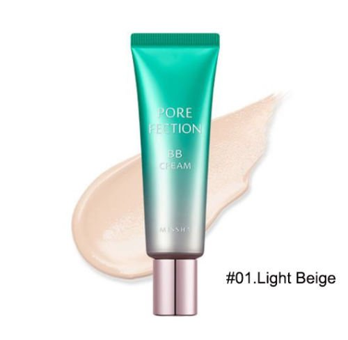 Missha Pore-fection BB Cream Tono Light Beige 30ml