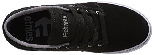 Etnies BARGE LS W'S Damen Skateboardschuhe Black/White