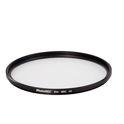 PhotoSEL CAFLU158 58mm Super Slim schraubbarer UV-Polarisationsfilter mit Mehrschichtvergütung (MRC)