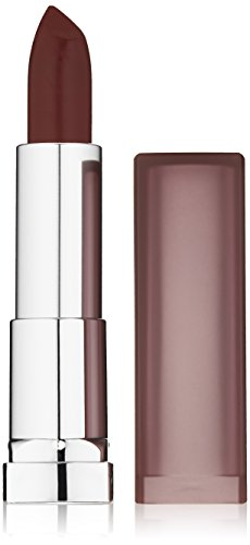 Maybelline New York Color Sensational Creamy Matte Lip Color, Burgundy Blush, 4.2g
