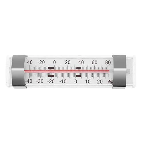 Naisicatar Temperaturmesswerkzeug High Precision Kühlschrank Zeigerthermometer Haushalt Kühlschrank Gefrierschrank Temperaturmessgeräte S