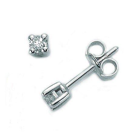Miluna Orecchini Punti Luce Diamanti ERD2058-022