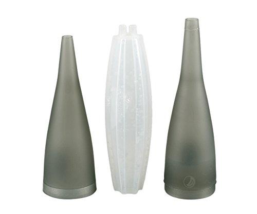 Ice Bazooka 2.0enroscables Hielo de boquilla para shisha con acumulador de...