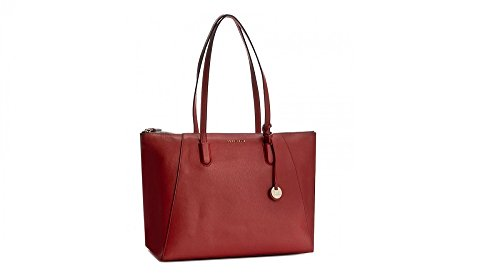 COCCINELLE CLEMENTINE DOUBLE SHOULDER BAG AF5110101 209 COQUELICOT