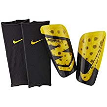 Nike Mercurial Lite Espinilleras, Unisex Adulto, Amarillo (OPTI Yellow/Anthracite),