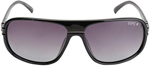Divyang Opticals Unisex Fiber Sport Sunglasses (Black, Espee 7112C1P)