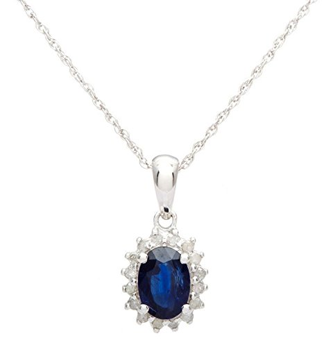 10k-white-gold-genuine-oval-120ct-sapphire-and-diamond-halo-necklace