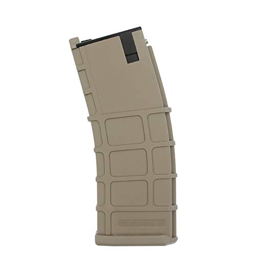 GHK Magazin für Softair G5 / M4 GMAG Tan