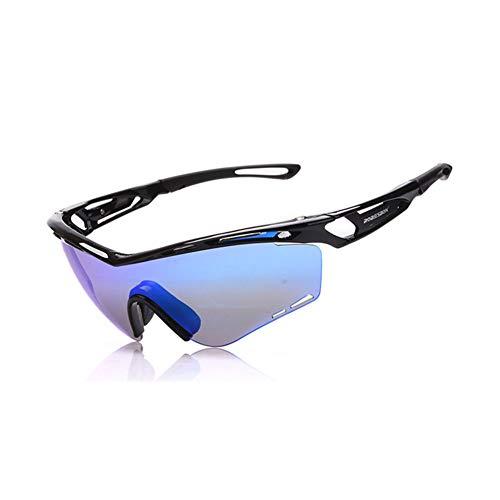 Gafas Ciclismo PC Ligera polarizada Gafas Sol Gafas