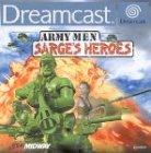 Army Men: Sarge's Heroes - [SEGA Dreamcast]