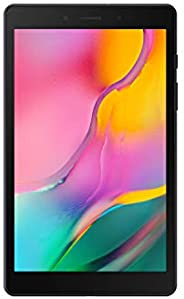 "Samsung Galaxy Tab A 8 (2019) - 8"", LTE, 2GB RAM, 32GB, Black, UAE Ve"