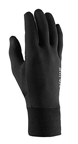 Viking Multifunktions Handschuhe Damen und Herren ideal für Langlauf, Radsport, Wandern, Eislaufen - Runaway, 09 schwarz, 7