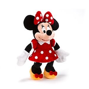 Minnie Mouse Clubhouse Small Soft Toy