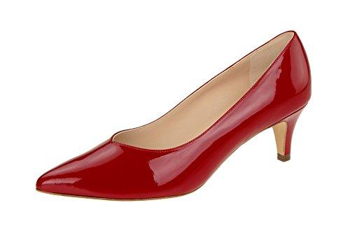 Peter Kaiser 55711/574 - Zapatos de vestir de charol para mujer, color rojo, talla 40