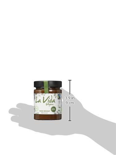 Brinkers La Vida Vegan Bio Nuss-Nougatcreme, 270 g - 6