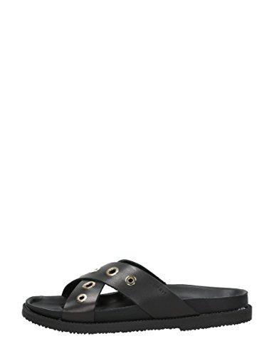 Esprit schwarz fashion Hausschuhe für Frauen 001 Black