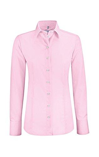 Greiff Damen-Bluse PREMIUM, Regular Fit, 6670 Rose