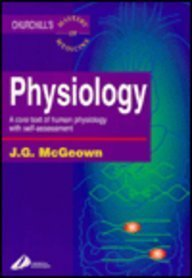 Physiology: A Core Text of Human Physiology with Self-Assessment (Master Medicine)