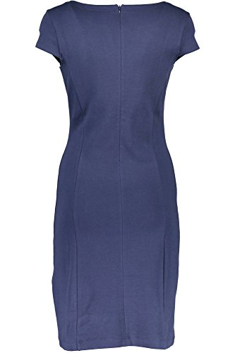 Gant - Gc Pencil Dress, Vestito Donna BLU 410