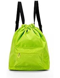 SWD Prime Travel Waterproof Storage Bag Wet Dry Seperated Drawstring Bag Lightweight Backpack - B07DX22XLZ