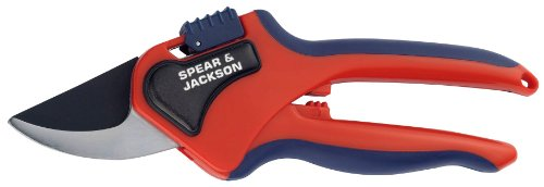 Spear & Jackson Razorsharp Advantage Sécateur à Lame franche Taille Moyenne 6059bs/09