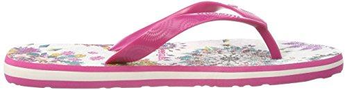 Desigual Damen Shoes_Flip Flop Galactic Zehentrenner Mehrfarbig (3048 lila Flandes)