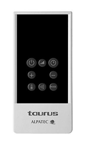 Taurus Rabat   Emisor térmico (900 W  5 elementos  temporizador digital  sin fluidos)