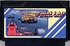 FINAL LAP [Nintendo Famicom] Import Japan