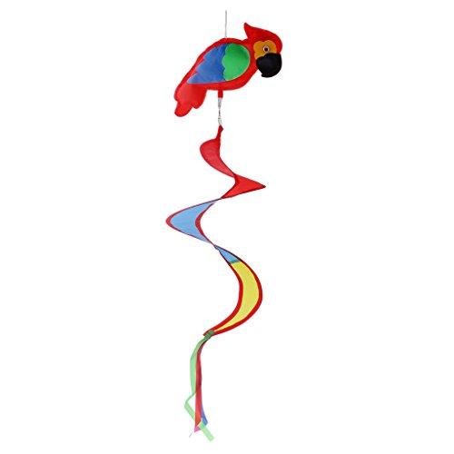P Prettyia DIY Regenbogen Windmühle Windräder Spielzeug für Kinder Spielen im Freien oder Gartendeko (Gartendeko Freien Im)