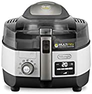 DeLonghi Extra Chef Plus Multi Fry The Multicooker, White - FH 1396/1