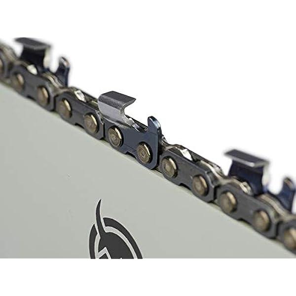 "3xSägekette f.Budget 3//8/""x1,3 45E 30cm Schnittlänge BKS 301 Kette+Box"